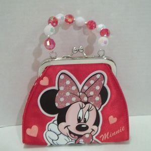 Disney Accessories - Minnie Mouse Disney Purse Bag